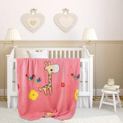 Бебешко одеяло Хайде Жирафче