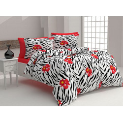 Спално бельо 100% Памук Касандра любов