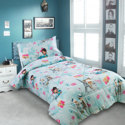 Детско спално бельо 100% памук Французойки