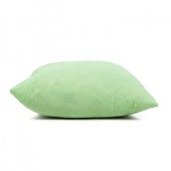 Декоративна възглавница Зелено ултрасоник