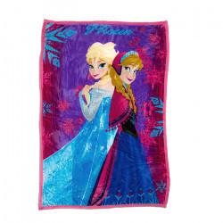 Пухкаво детско одеяло Замръзналото кралство