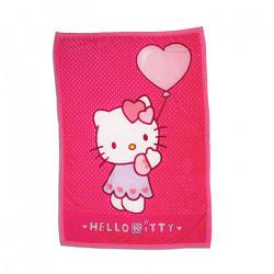 Пухкаво детско одеяло Хелоу Кити