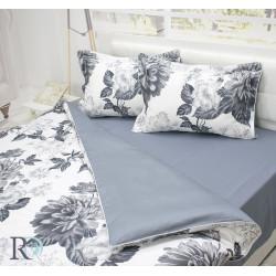 Спално бельо от памучен сатен лукс Лоли