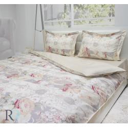 Спално бельо от памучен сатен лукс Магнолиас