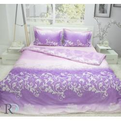 Спално бельо от памучен сатен Rita