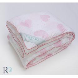 Олекотена завивка с розови ефекти Silver