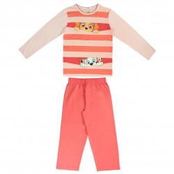 Пижама за деца с Пес Патрул в оранжево