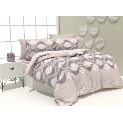 Спално бельо 100% Памук Бокар
