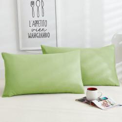 Калъфка за възглавница 100% Памук зелено