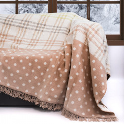 Плътно памучно одеяло Зимна Приказка Меринос