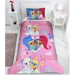 Детско спално бельо Искрица и Сияйница ранфорс