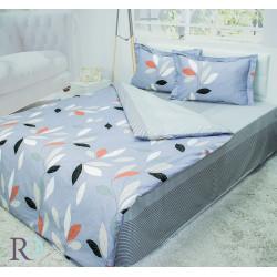 Спално бельо от висококачествен памук Amelitas Grey