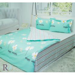 Спално бельо от висококачествен памук Happy Linda
