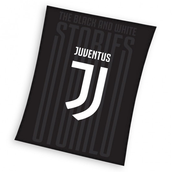 Лицензирано одеяло Juventus 150/200