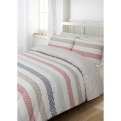 Спално бельо памучен сатен Яки цветове