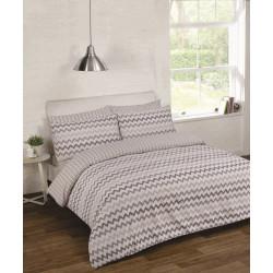 Спално бельо памучен сатен Шиваро
