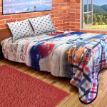 Детско испанско одеяло Приключение