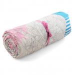Дизайнерско шалте микрофибър Spring smell