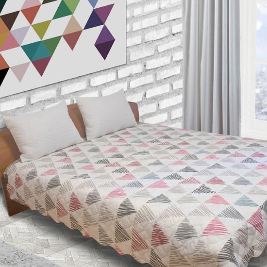 Дизайнерско шалте микрофибър Triangle