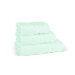 Хавлиена кърпа в пастелно зелено