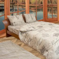 Спално бельо с олекотена завивка Остин