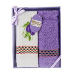 Комплект хавлиени кърпи 2 броя Плодче