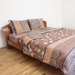 Спално бельо с олекотена завивка Алетеа