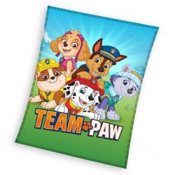 Одеяло Paw Patrol - Team Paw