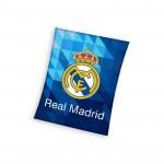 Два броя футболно одеяло Real Madrid