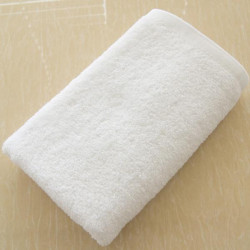 Малка кърпа за ръце в бяло 30/30