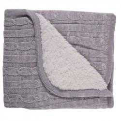 Бебешко одеяло шепра с памучно съдържание