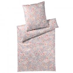 Спално бельо от 100% органичен памук Фея априкот
