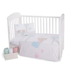 Висококачествено бебешко спално бельо Фентъзи ранфорс
