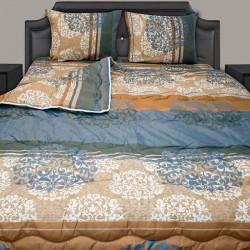 Спално бельо с олекотена завивка Brasco