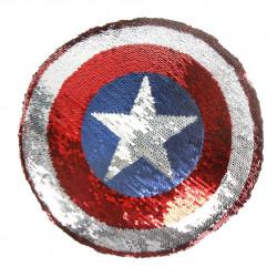 Луксозна декоративна възглавница Капитан Америка