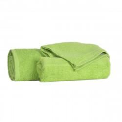 Голяма хавлиена кърпа 70/140 МИЛА зелено