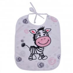 Бебешки лигавник - малката зебра