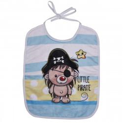 Бебешки лигавник - малкият пират