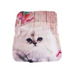 Бебешко одеяло - малко котенце