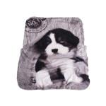 Бебешко одеяло - малко кученце