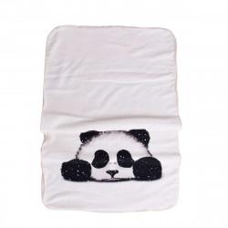 Бебешко одеяло - малката панда