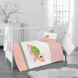Бебешки спален комплект - костенурка