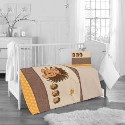 Бебешки спален комплект - таралежчета