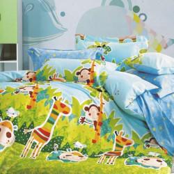 Детски спален комплект - джунгла