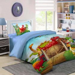 Детски спален комплект - динозаври
