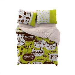 Детски спален комплект - котки