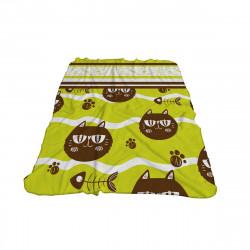 Детско одеяло - котки