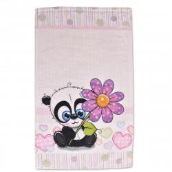 Детска хавлиена кърпа - панда
