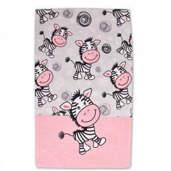 Детска хавлиена кърпа - зебра
