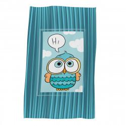 Детска хавлиена кърпа - бухалче